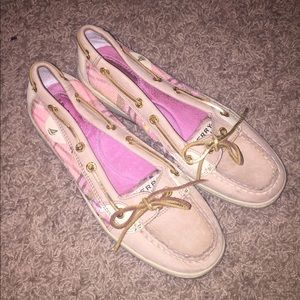 Authentic Sperry Too Sider sip on boat shoes- Sz 7